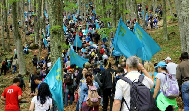 17 bin Kırım Tatarı, yarımadayı terk etmiş