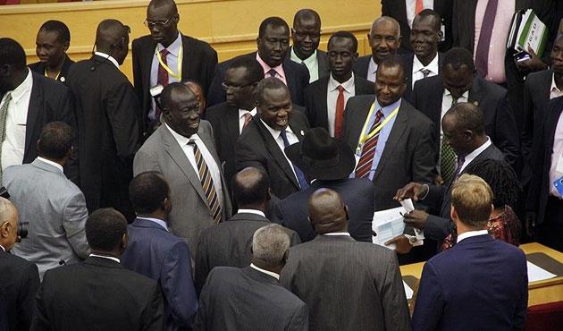 Güney Sudan'da muhaliflere af kararı