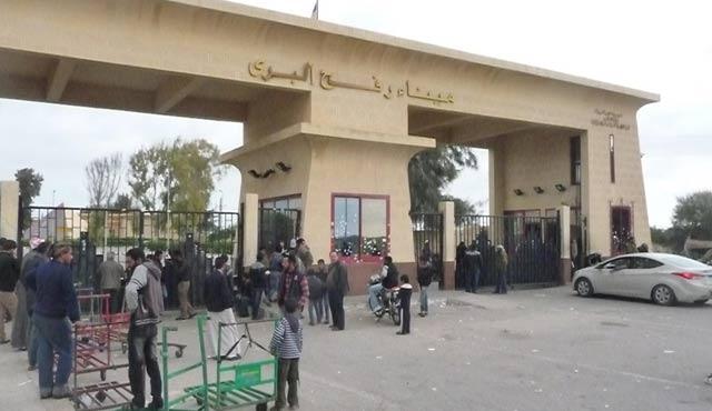 İslami Cihad Refah Kapısı için Mısır'la görüşüyor