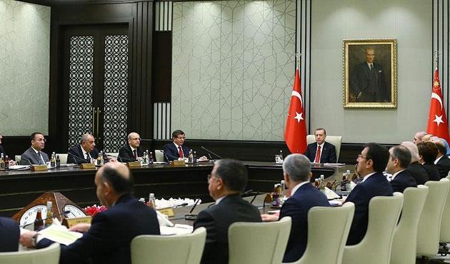AK Parti iktidarında 8 hükümet kuruldu