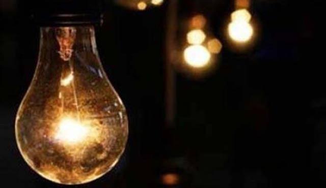 Üç ilçede 10 saatlik elektrik kesintisi
