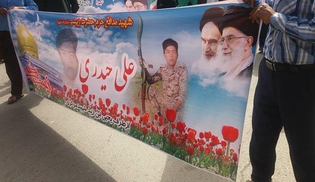 İran'dan Afgan Şiileri 'Suriye'ye teşvik' yasası