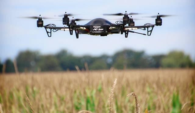 Tunceli'de polis noktalarında izinsiz drone uçuruldu