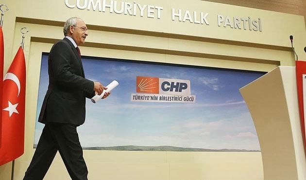 CHP'de erken seçim hazırlığı