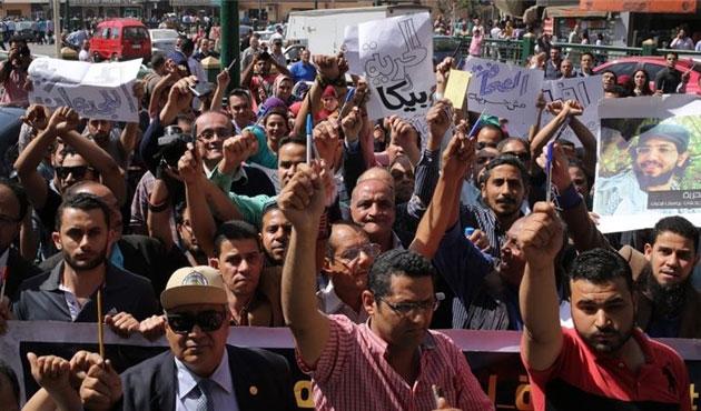 Mısır'da ada protestocularına hapis cezası