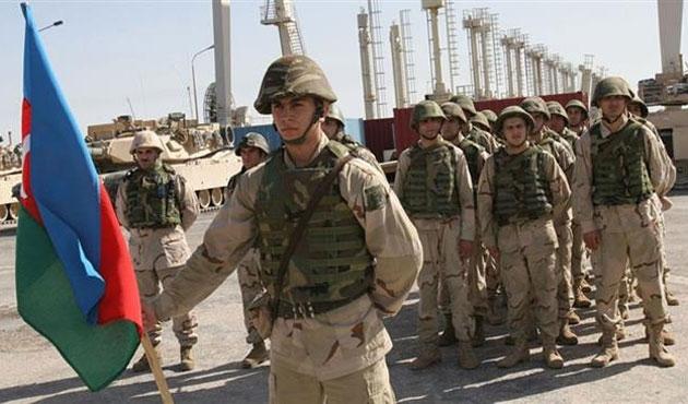 Azerbaycan sınırında çatışma