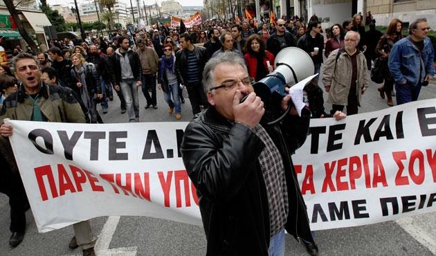 Atina yeni bir greve hazırlanıyor
