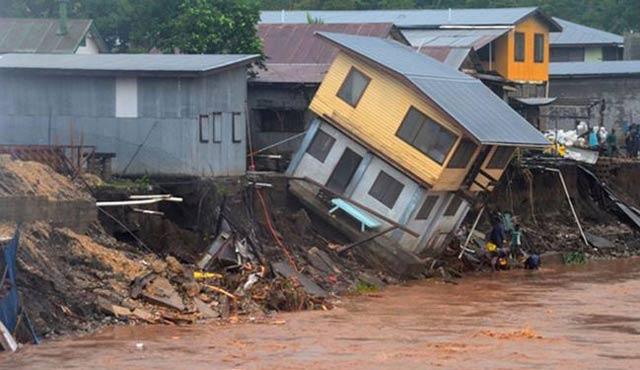 Solomon Adaları'ndaki tsunami uyarısı kaldırıldı