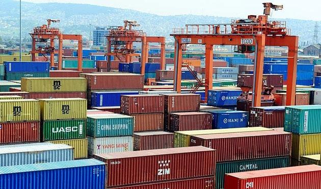 İhracat 2017 yılında yüzde 10,2 arttı