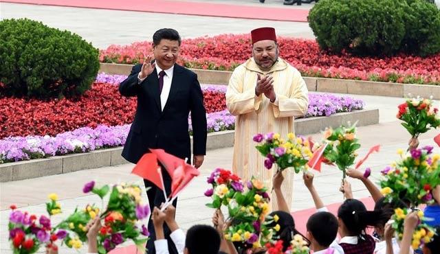 Fas ve Çin stratejik ortaklık kurdu