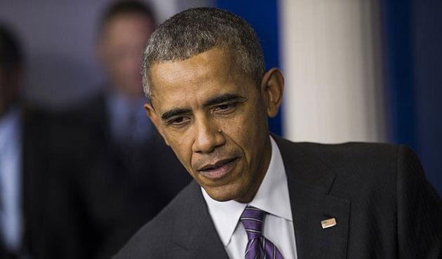 Obama Peres'in cenazesine gitti