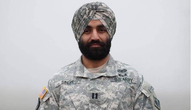 ABD'de Sihlere orduda sakal-türban serbestiyeti