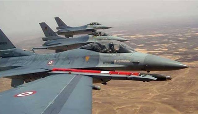 Hakkari ve K.Irak'a eş zamanlı hava saldırısı