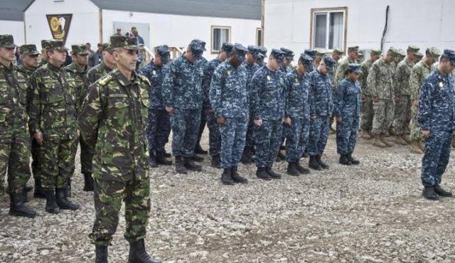 Romanya'daki üs Rusya'ya rağmen faaliyette