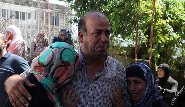 Filistinli aile, katillerin evinin yıkılmasını istiyor
