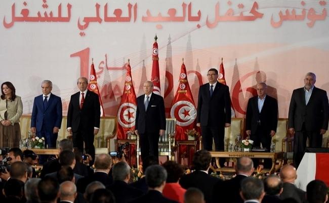 Libya Birlik Hükümeti Başkanı, Tunus'ta