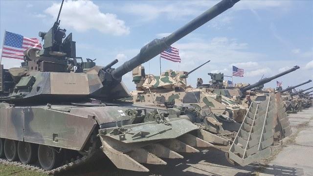 ABD ve Ürdün ortak askeri tatbikatı sona erdi