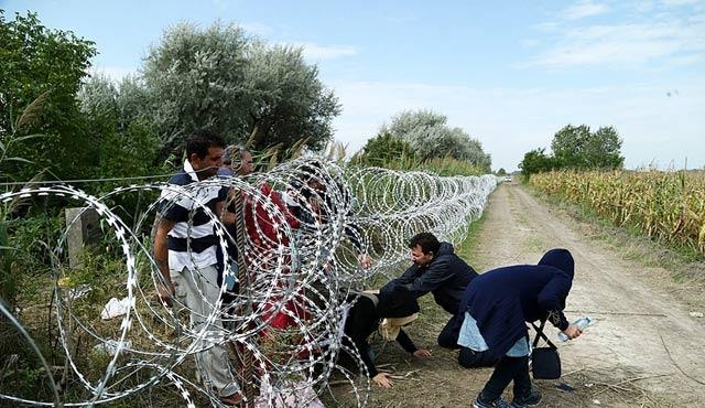 Bulgaristan sınırına tel örgü fonu: 3 milyon avro
