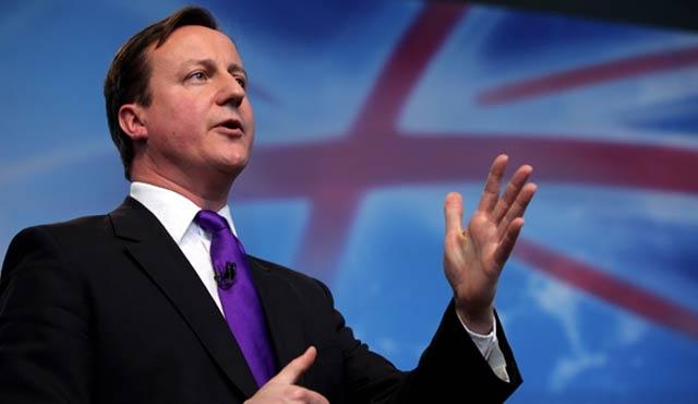 Cameron'a göre Türkiye'nin AB'ye girişi 3000'de