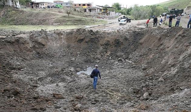 Patlamanın boyutu gün ağırınca ortaya çıktı | FOTO