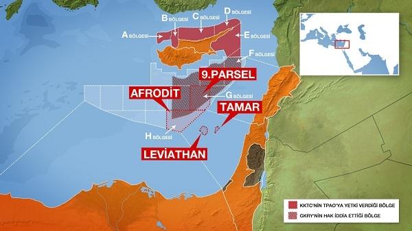 Türkiye'den BMGK'ya Kıbrıs talebi