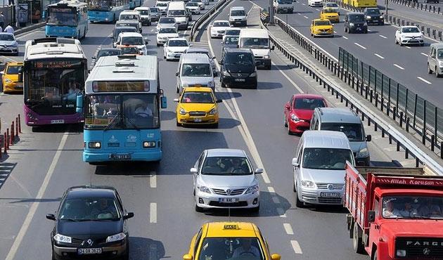 İstanbul'da pazar günü bazı yollar kapalı