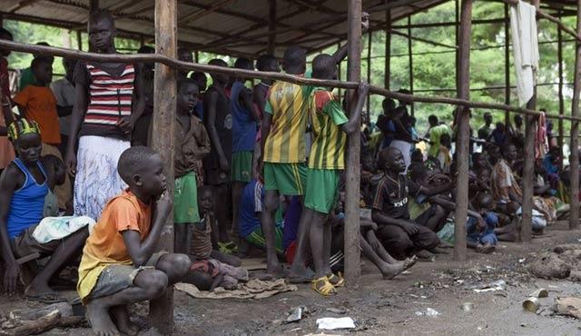 Etiyopya sınırında kaçırılan çocuklar kısmen kurtarıldı