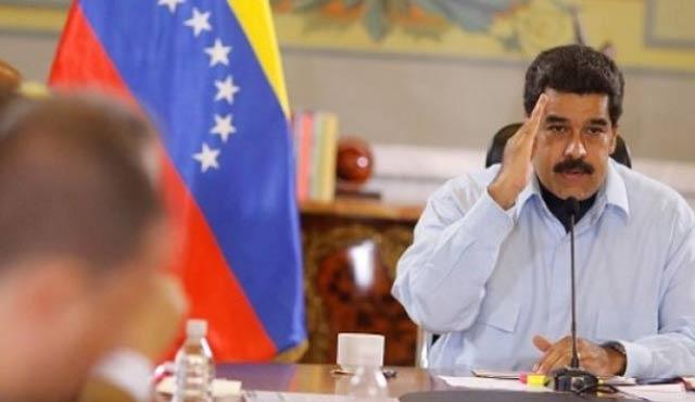 Venezuela'da yabancılara karşı OHAL ilanı