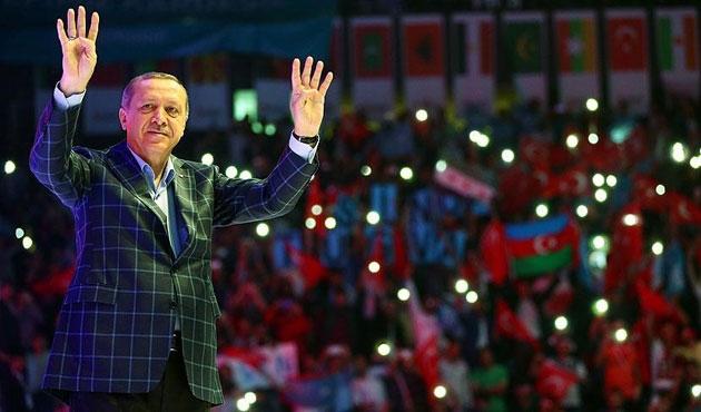 Erdoğan: Kanla netice alınmaz