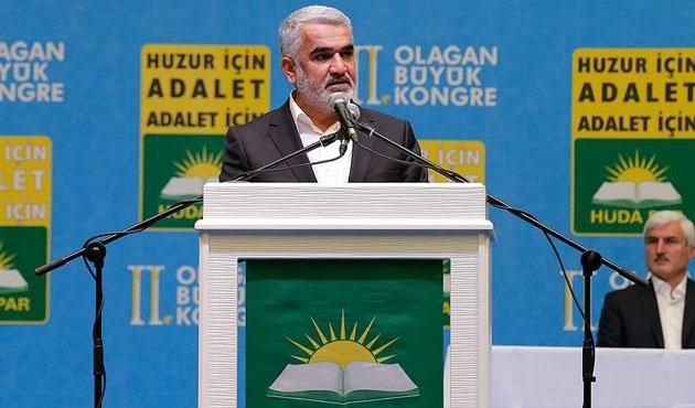 Hüda-Par'dan Diyarbakır saldırısına kınama