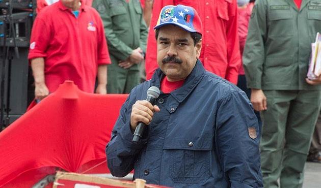 Venezuela'da üretim durduran fabrikaya el konulacak
