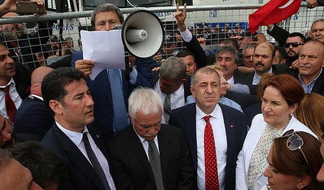 MHP'li muhaliflerden ortak bildiri