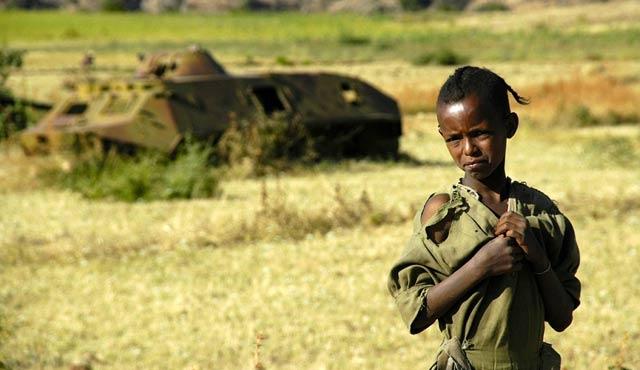 Hollanda'dan Etiyopya'ya 3 milyon avro yardım