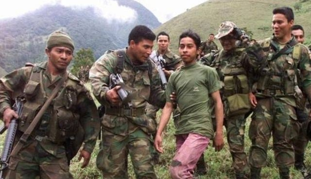 FARC, çocukları serbest bırakacak