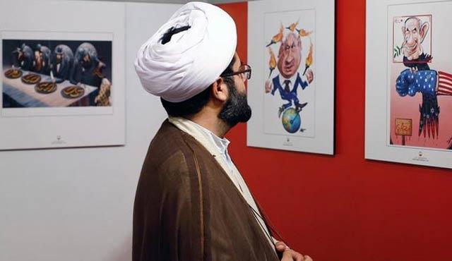 İran'daki Holokost karikatürlerine İsrail'den sert tepki