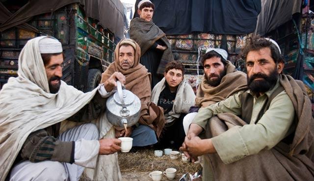 Pakistan'ın çay ve çayhane kültürü
