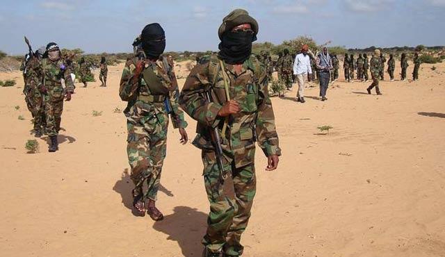 ABD, Somali'de el-Şebab üssüne saldırdı