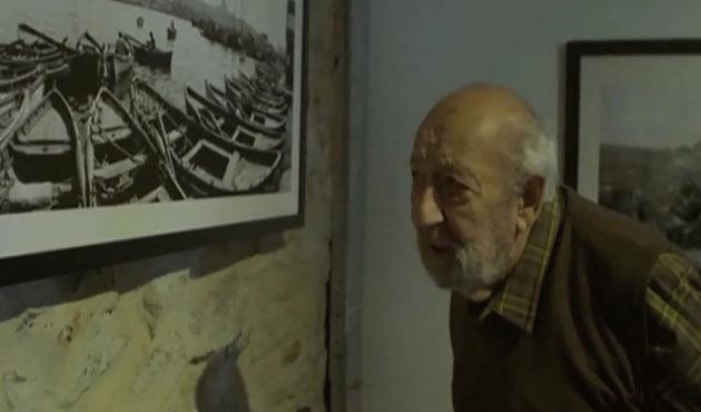Ara Güler belgeseli Atina'da gösterildi