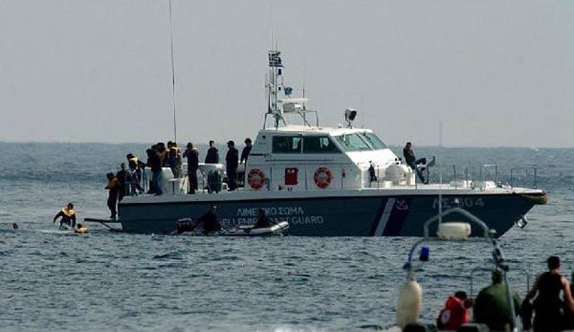 Ege'de sığınmacı botu battı, kayıplar var