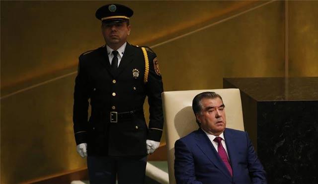 Tacikistan'da dış ticaret açığı açıklandı