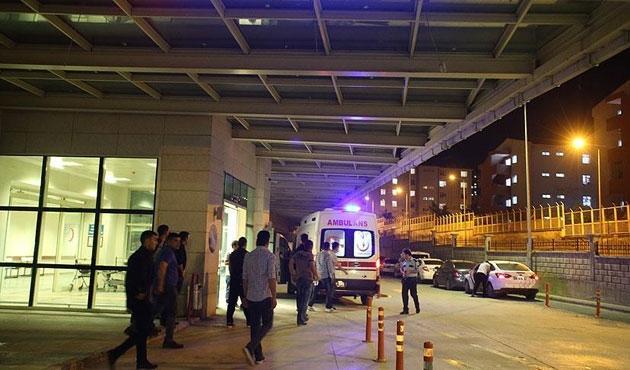 Siirt'te askeri araç devrildi: 6 yaralı