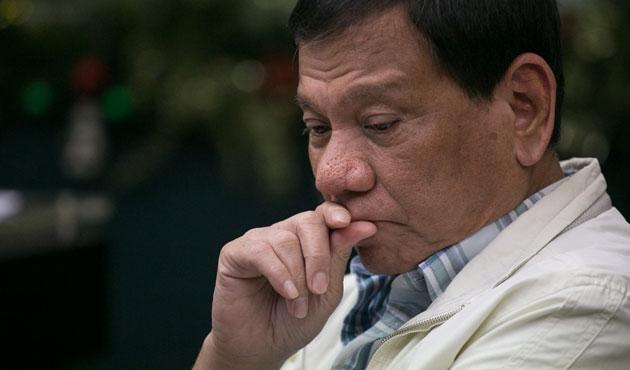 Filipinler, Çin ile görüşmeye açık