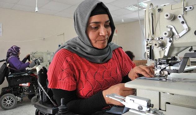 İş kurmak isteyen engelliye finansal destek
