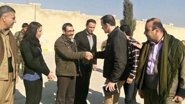ABD'li yetkili ikinci kez Kobani'de