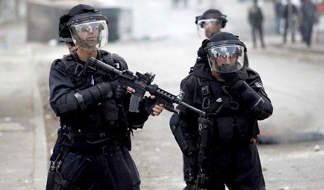 İsrail güçlerinden saldırı