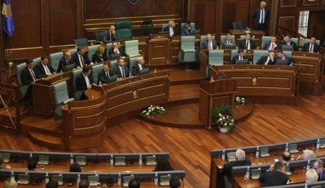 Kosova hükümetinde revizyon