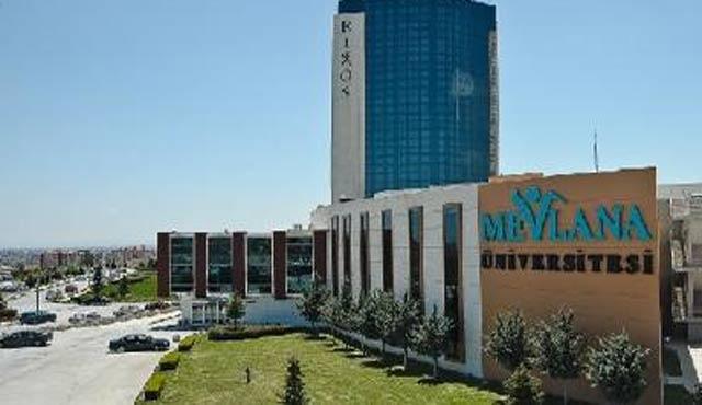 Mevlana Üniversitesi'nin Selçuk Üniversitesi'ne devri istendi