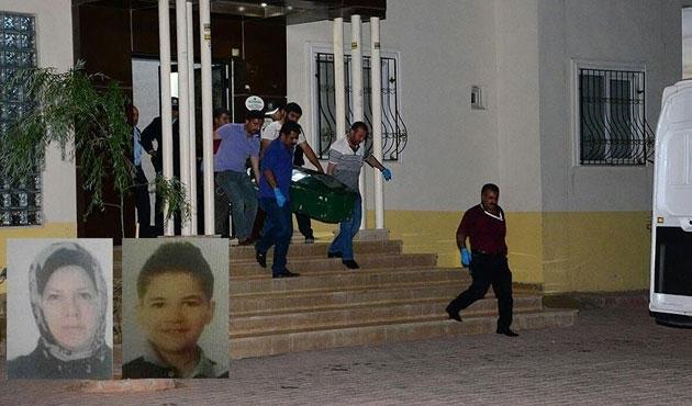 Gaziantep'te Suriyeli kadın ile oğlu öldürüldü