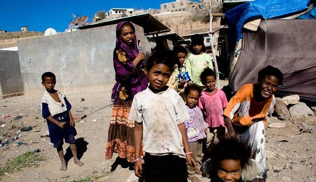Yemen'deki insani kriz büyüyor