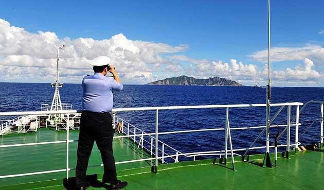 Güney Çin Denizi'nde 'tehlikeli yakınlaşma'